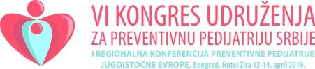 VI Kongres Udruženja za preventivnu pedijatriju Srbije – Beograd 2019.